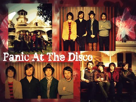 Panic At The Disco Panic At The Disco Panic At The Disco Wallpaper