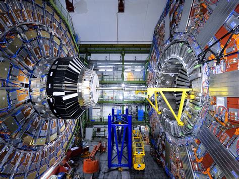 Proton Collider by Cern Large Hadron Collider Is Back Business Insider