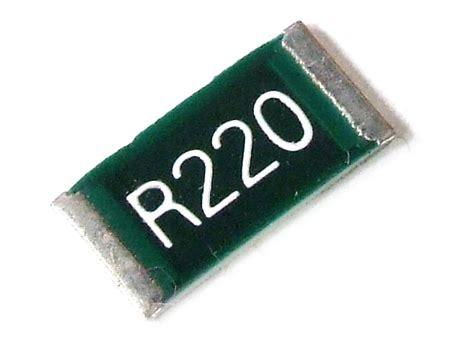 resistor r220 5x susumu rl3264r r220 f 0 22r 0 22 ohm 1 1w 2512 resistor widerstand chip smd