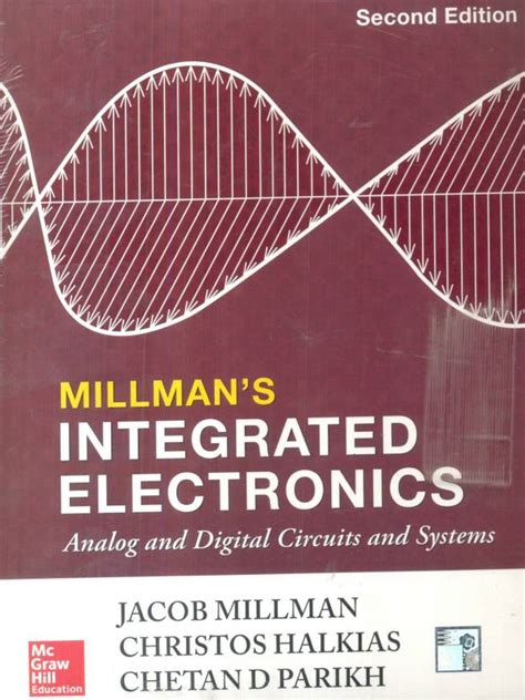 integrated electronics analog and digital circuits and systems by millman halkias integrated electronics analog and digital circuit systems 2 edition buy integrated