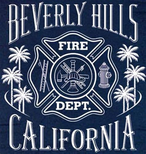 Beverly 2 Sides Tshirt Size L Beverly Department Firefighter T Shirt M Ebay