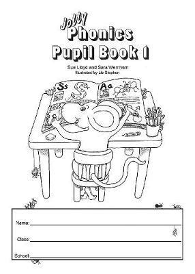 Jolly Phonics Pupil Book 1   Sara Wernham Book   Buy Now