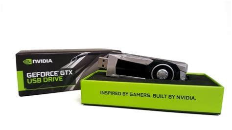 Geforce Usb Giveaway - win one of nvidia s super limited edition 64gb geforce gtx usb sticks pcgamesn