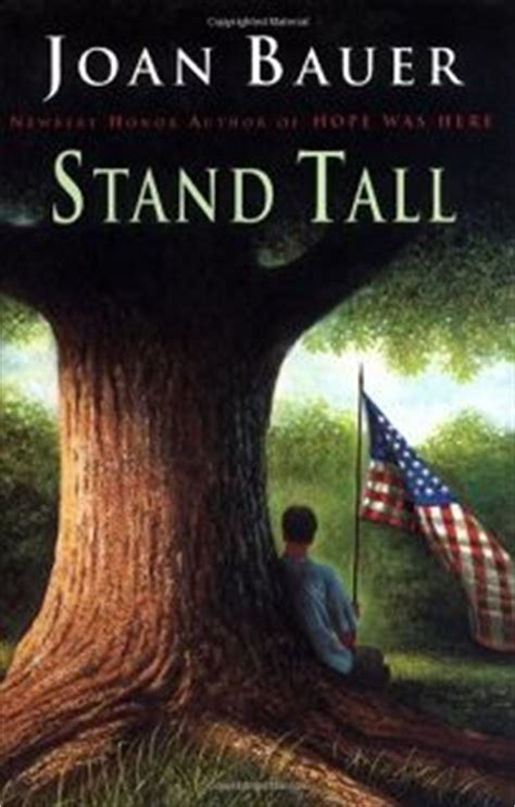 children s book review stand by joan bauer author