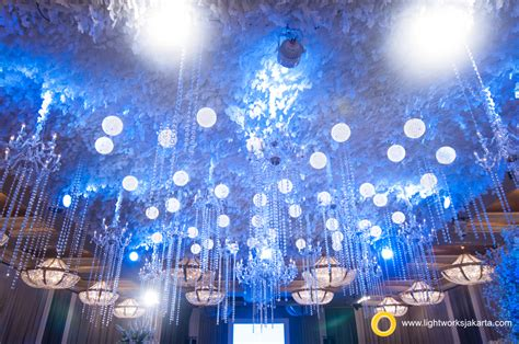 Wedding Organizer Hotel Mulia by The Sweetness Of Blue Lightworks