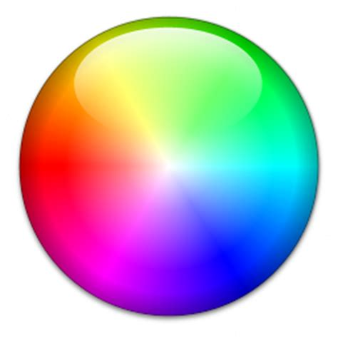 color wheel picker iconexperience 187 v collection 187 color wheel icon