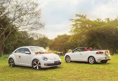 volkswagen singapore your chic classy wedding car by volkswagen singapore