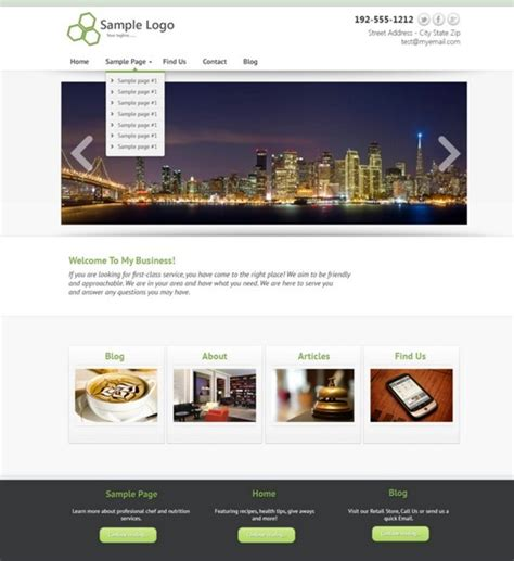 simple business website template free simple business website template psd titanui