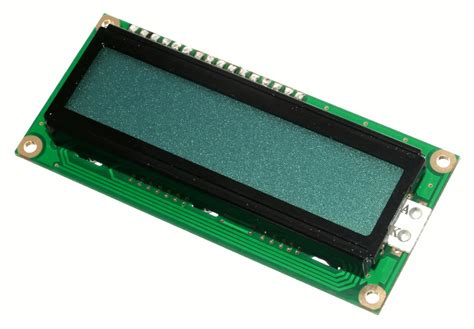 Lcd Display file 16x2 lcd display cropped jpg wikimedia commons