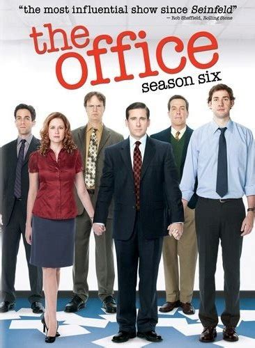 The Office Giveaway - quot the office quot season 6 dvd giveaway the reel place