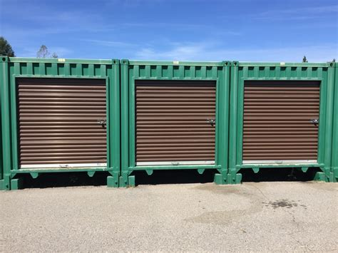 self storage containers custom modified shipping containers w k container