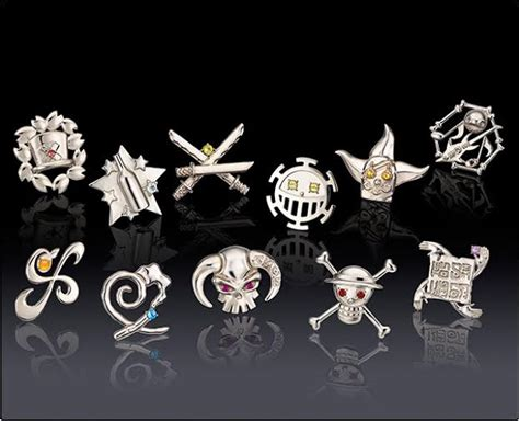 One Piece: Jolly Roger o Jewelry Roger? Arrivano i gioielli per One Piece! [Foto]   cM News