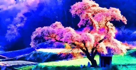 Japanese Blossom Tree japanese spring by raizel231 on deviantart