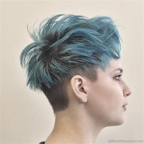 Short Shaggy Hairstyles Pictures to Pin on Pinterest   TattoosKid