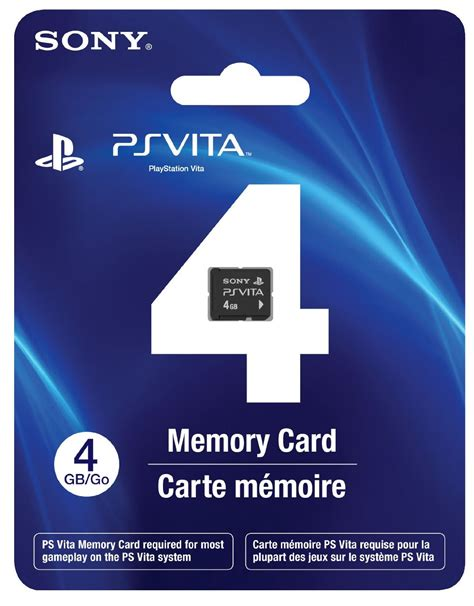 Memory Ps Vita 4gb 4gb playstation vita memory card xpress barbados