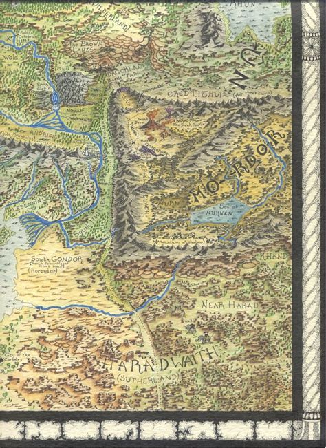 best middle earth map map of middle earth high resolution www pixshark
