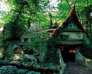 house fairy forest holland efteling hd wallpaper 1312550