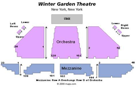 mamma tickets cadillac winter garden theater