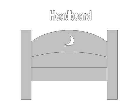 Headboard Templates by 17 Best Images About Templates On Cherry