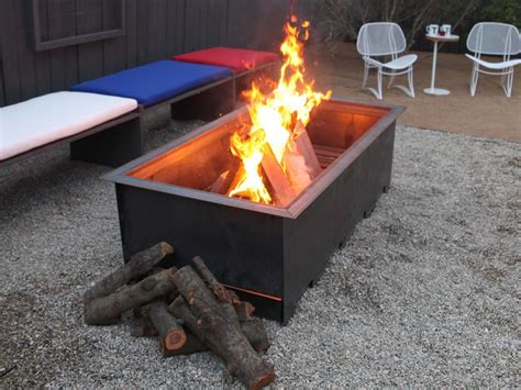 diy pit portable diy portable patio pit pit design ideas