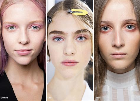 makeup trends 2015 spring summer amic news spring summer 2016 makeup trends fashionisers