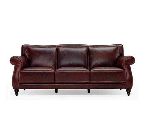 Natuzzi Brown Top Grain Leather Sofa B872 Natuzzi Sofa Sets