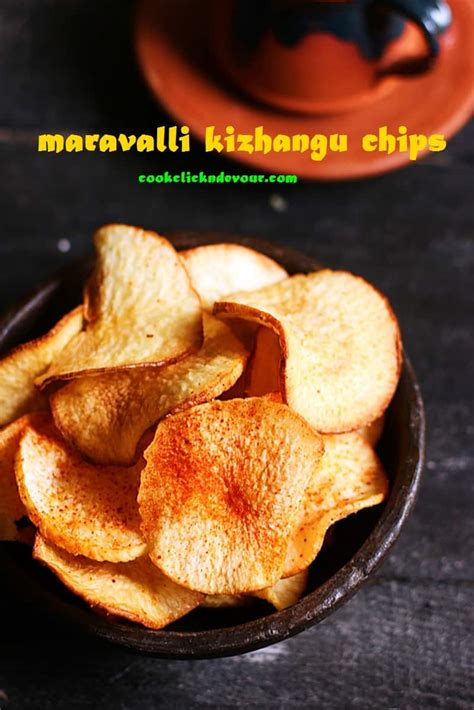 hot chips recipe tapioca chips recipe how to make hot chips style tapioca chips