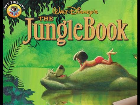 the jungle book book report disney s the jungle book storybook best app