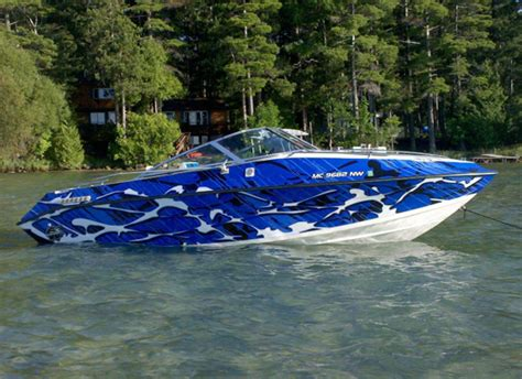 hurricane deck boat replacement decals waxing boat graphics what every owner needs to know