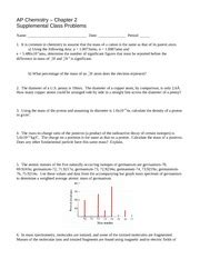 chapter 9 supplemental problems ap chapter 11 outline ap chemistry chapter 11 outline