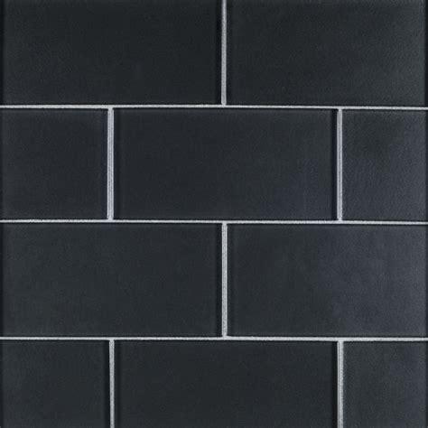 field tile 3 quot x 6 quot glass field tile grey jeffrey court tile