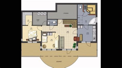 Modern Homes Floor Plans by 3 Bedroom Modern House Plans Nilsson Modern