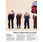 1999 Land Rover Discovery Ad Page 1 Of 2  CLASSIC CARS
