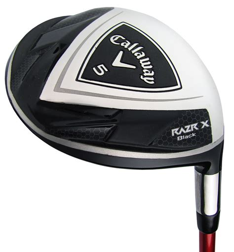 Callaway Black discount golf fairway woods by taylormade callaway cleveland wilson mizuno and more