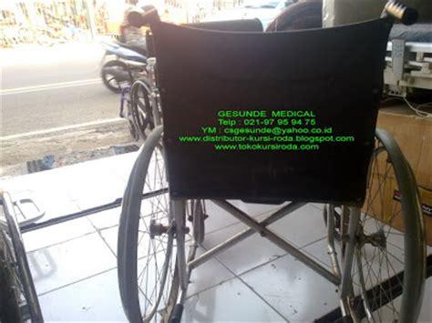 kursi roda bekas 2 in 1 bab toko medis jual alat kesehatan