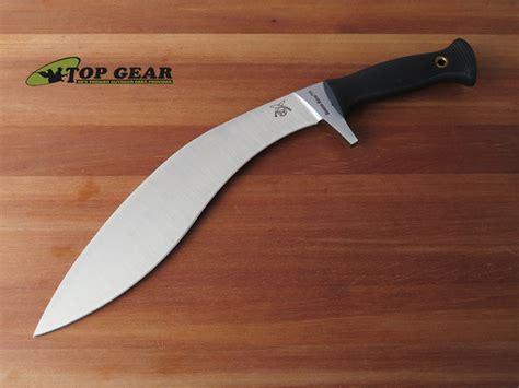Pisau Sangkur Kukri Cold Stell cold steel gurkha kukri plus knife 39lgki