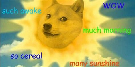 Dogecoin Meme - dogecoin a cryptocurrency created as a joke about a dog