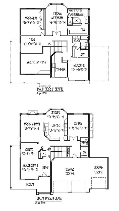 uk house floor plans 2 bed house floor plans uk