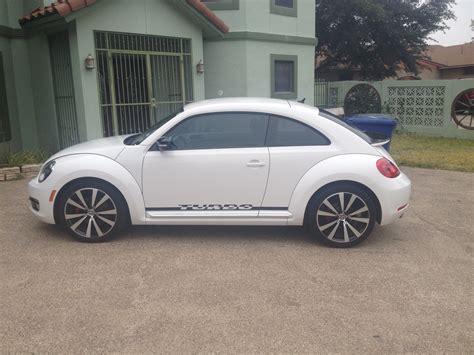 volkswagen white beetle volkswagen beetle 2014 white