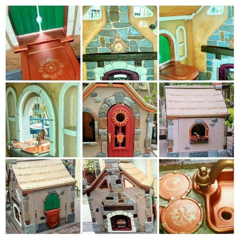 10 ideas about plastic playhouse on