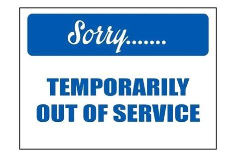 Out Of Order Bathroom Sign Order Bathroom Sign Freetemplate Club Out Of Order Sign Template
