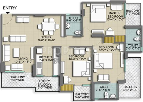 mascot homes floor plans mascot manorath in sector 16 noida extension noida