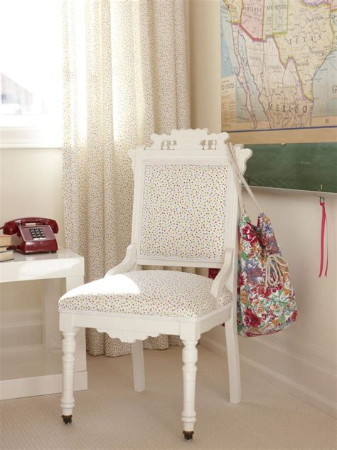 girls bedroom chair photos hgtv