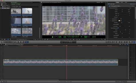 fcpx motion templates photographic effects template fcpx motion 5