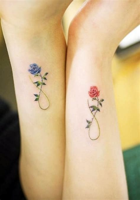 40 mother and daughter tattoos to explain your bonding