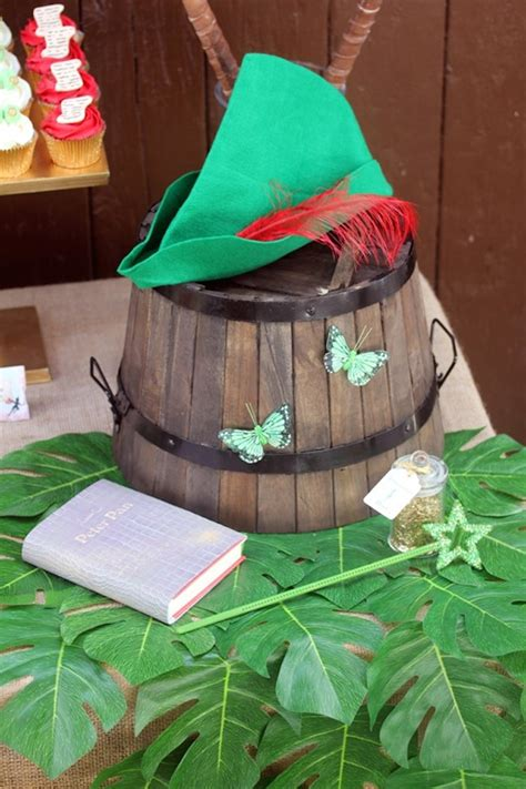 Karas Party  Ee  Ideas Ee   Peter Pan Themed  Ee  Birthday Ee   Party