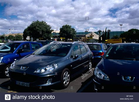 Auto Mieten Frankreich by Peugeots Stockfotos Peugeots Bilder Alamy