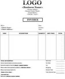 sample invoice template cyberuse