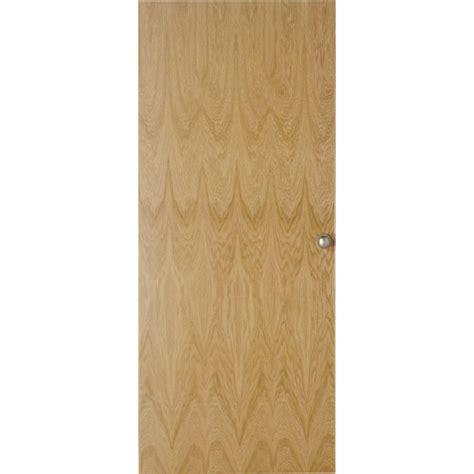 jeld wen white oak real wood veneer flush door