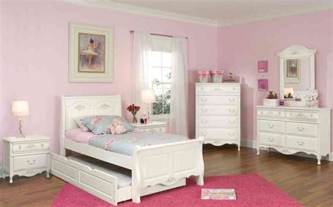 girls white bedroom furniture sets twin bedroom sets for girls in minimalist space kids